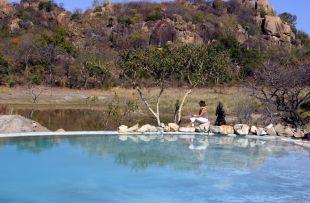 Camp Amalinda - pool (WETU)