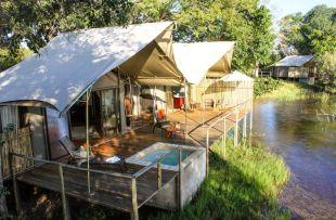 Zambezi Sands - suite exterior (WETU)